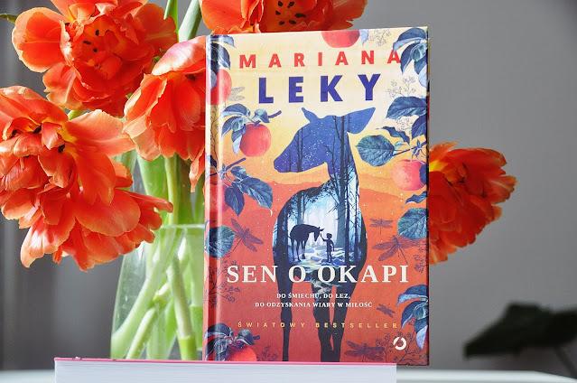 """""""Sen o okapi"""" - Mariana Leky"""
