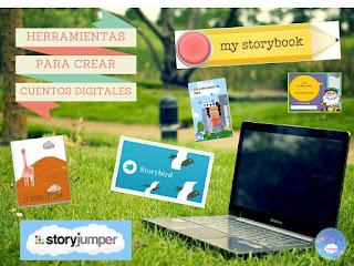 http://micajondesastreinfantil.blogspot.com.es/2016/09/herramientas-20-para-crear-cuentos.html