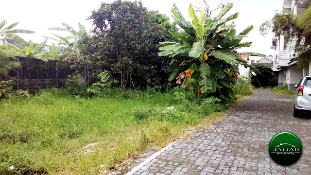 Tanah Bonus Bangunan area Exclusive Yogyakarta