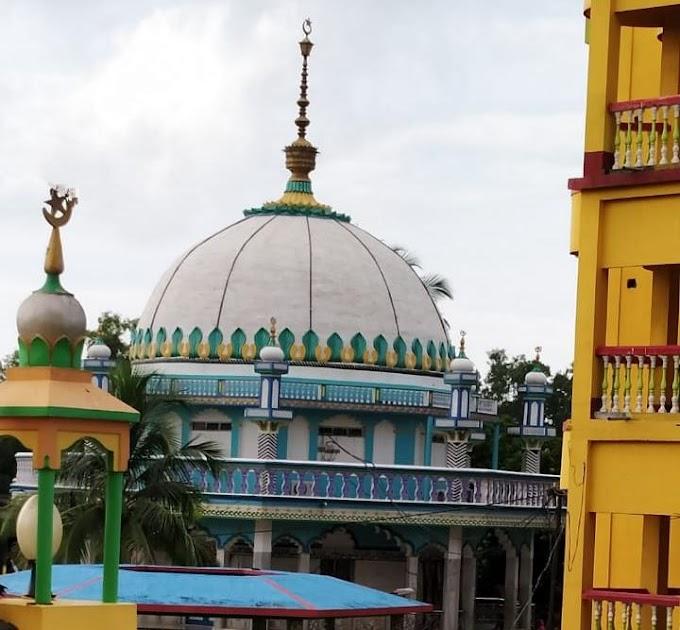 خانقاہ قادریہ حبیبیہ دھام نگر میں چار کتابوں کی رونمائی