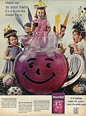 vintage advertising: 1960's KOOL AID ADVERTISEMENTS |Magazine Ads 1960 Kool Aid