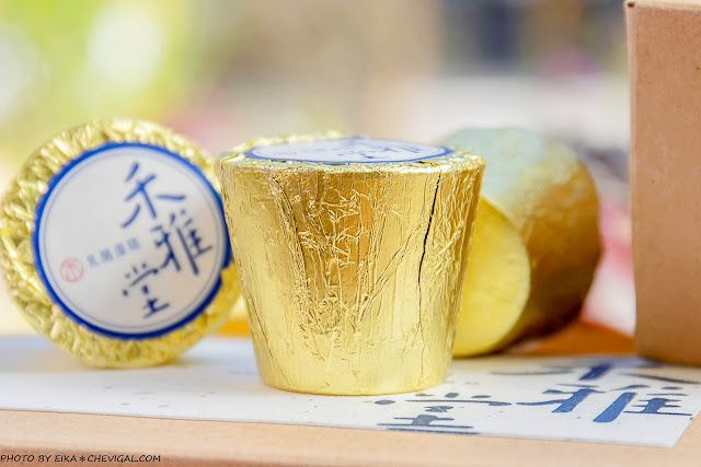 MG 6817 - 熱血採訪│台中超隱密老字號禾雅堂乳酪蛋糕,金色鋁箔包裹醇香乳酪,還有限定巧克力與抹茶口味新發售