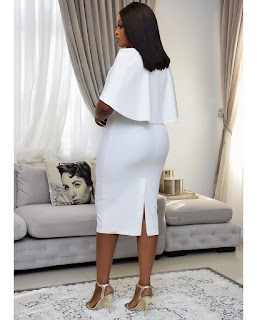 Latest Corporate Gowns Styles