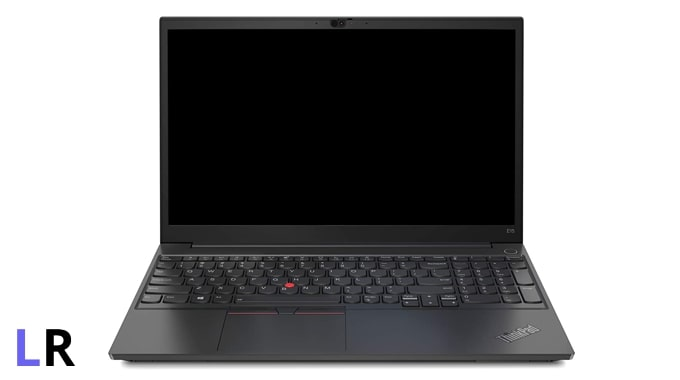Lenovo ThinkPad E15 2021 - Best Durable and Security-enhanced laptop under Rs 45K in India