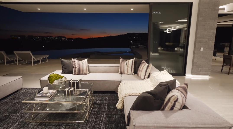 52 Interior Design Photos vs. 931 Linda Flora Dr, Los Angeles, CA Ultra Luxury Mansion Tour