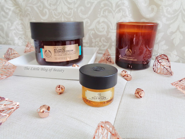 New spa additions at The Body Shop