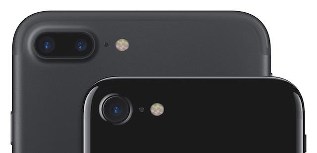 iPhone 7 versus the iPhone 7 Plus