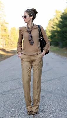Como usar gravatas no look feminino