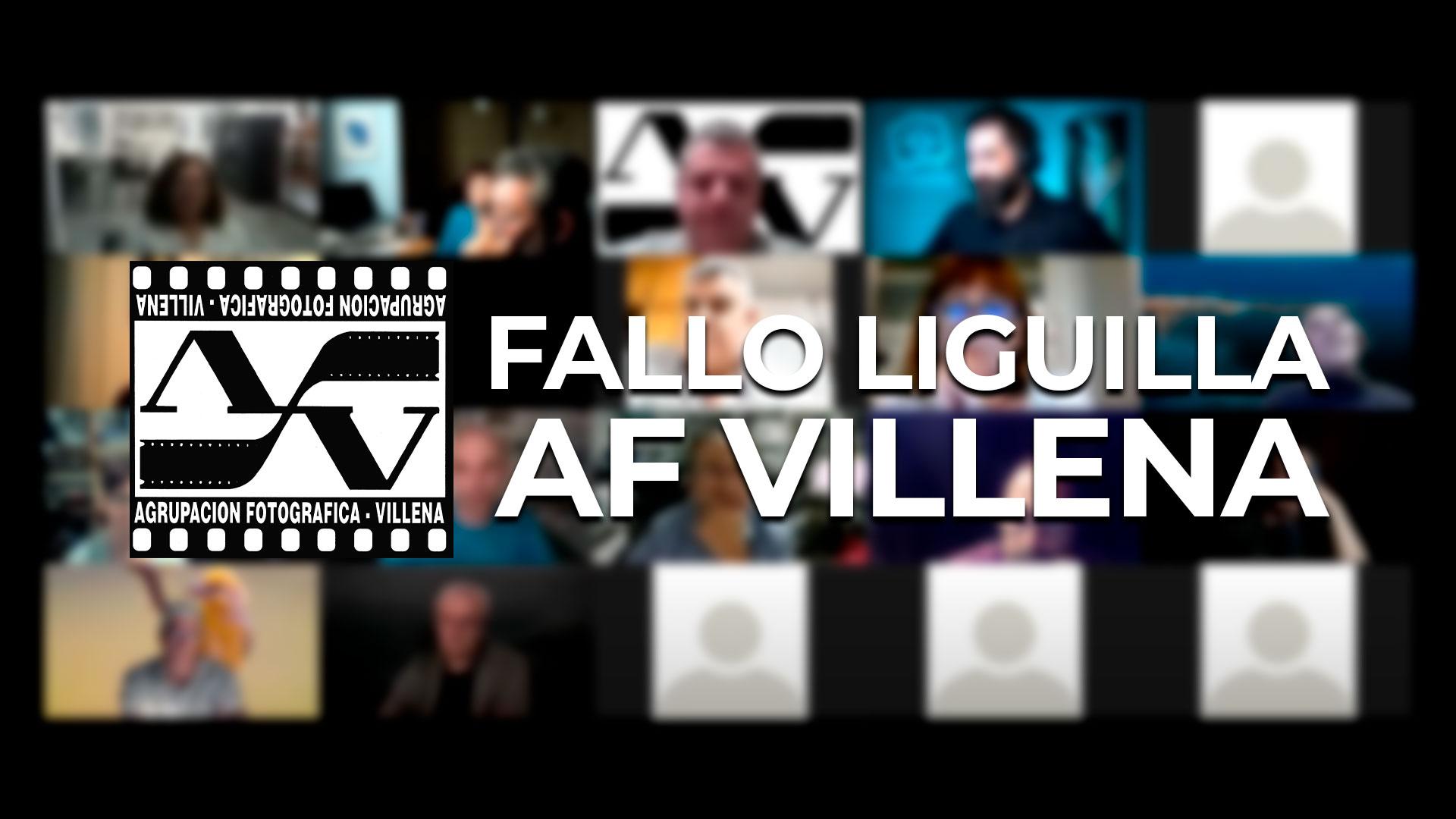 Fallo de la liguilla de AF Villena