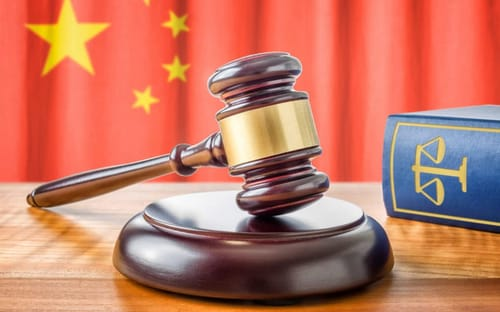 Chinese antitrust regulations target tech giants