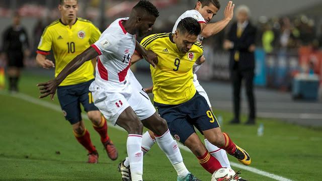 El Perú vs. Colombia fue el único partido de la Eliminatoria Sudamericana donde ambos equipos lograron sus objetivos