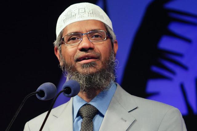 हां! मैंने कहा था कि हर मुस्लिम को आतंकी होना चाहिए... : जाकिर नाइक