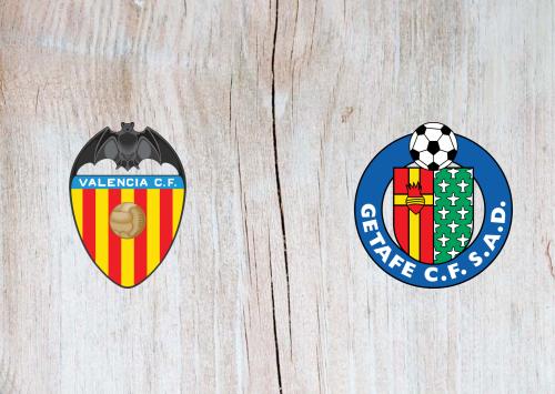 Valencia vs Getafe -Highlights 01 November 2020
