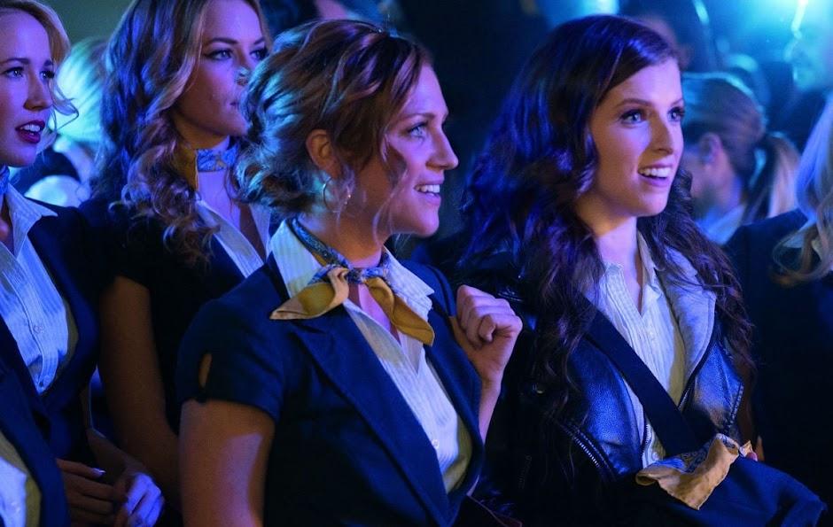 """As Barden Bellas preparam sua despedida no 2º trailer de """"A Escolha Perfeita 3"""""""