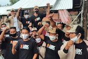 Prihatin Dengan Korban Kebakaran di KLU, HBK Kirimkan Bantuan Darurat