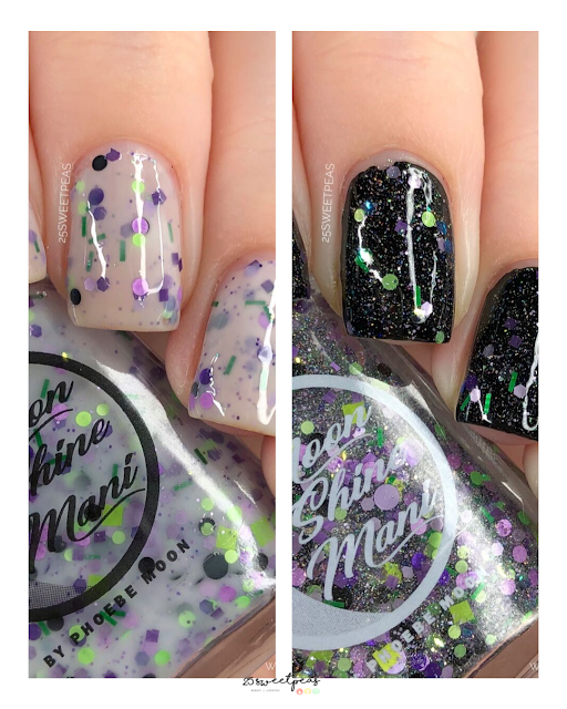 Moon Shine Mani September Facebook Group Exclusives
