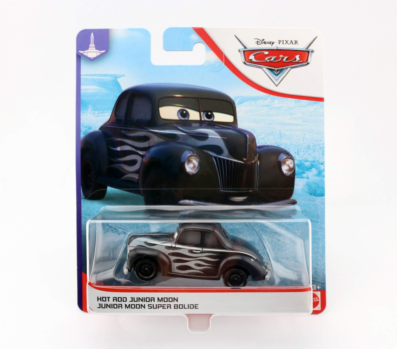 cars 3 hot rod junior moon diecast