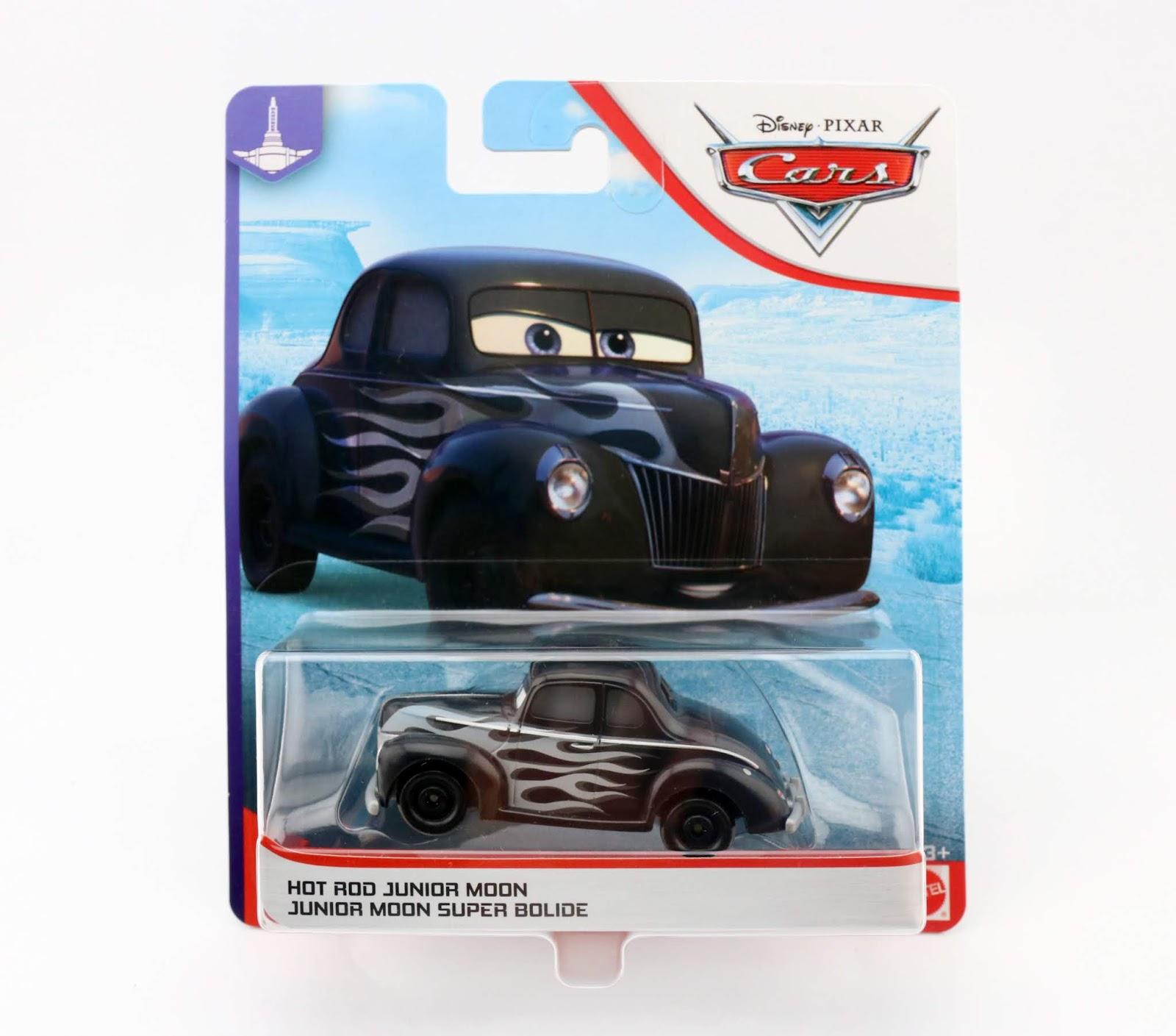 Dan The Pixar Fan Cars 3 Hot Rod Junior Moon