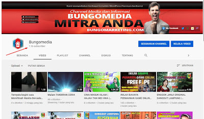 Channel Bungomedia