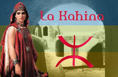 Dihia, apodada 'la Kahina', fue la última reina de la Tamazgha libre.