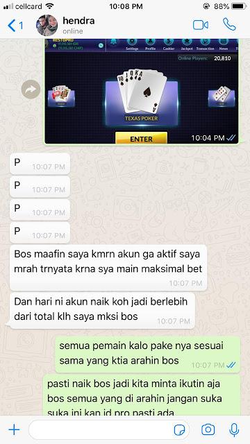 Hack Bandar Ceme Online Terpercaya Dengan ID PRO IDN PLAY !