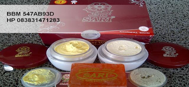 distributor krim sari asli original asli murah aman
