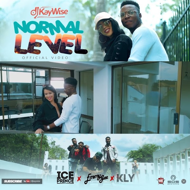 DJ Kaywise Ft Ice Prince KLY  Emmy Gee - Normal Level Video