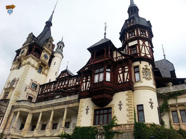 Castillo de Peles - Rumanía