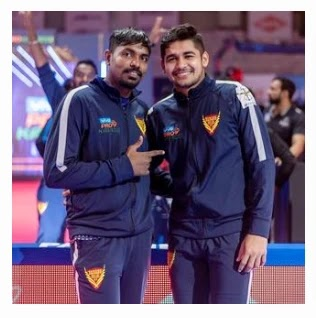 Tamil Nadu Pro kabaddi players name list 2021