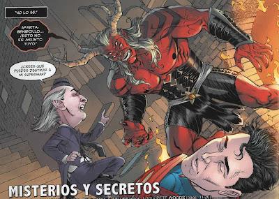 """Reseña de """"Injustice: Gods among us Año 3, vol 2 de 2 - ECC ediciones"""