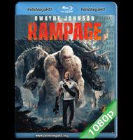 RAMPAGE: DEVASTACIÓN (2018) FULL 1080P HD MKV ESPAÑOL LATINO