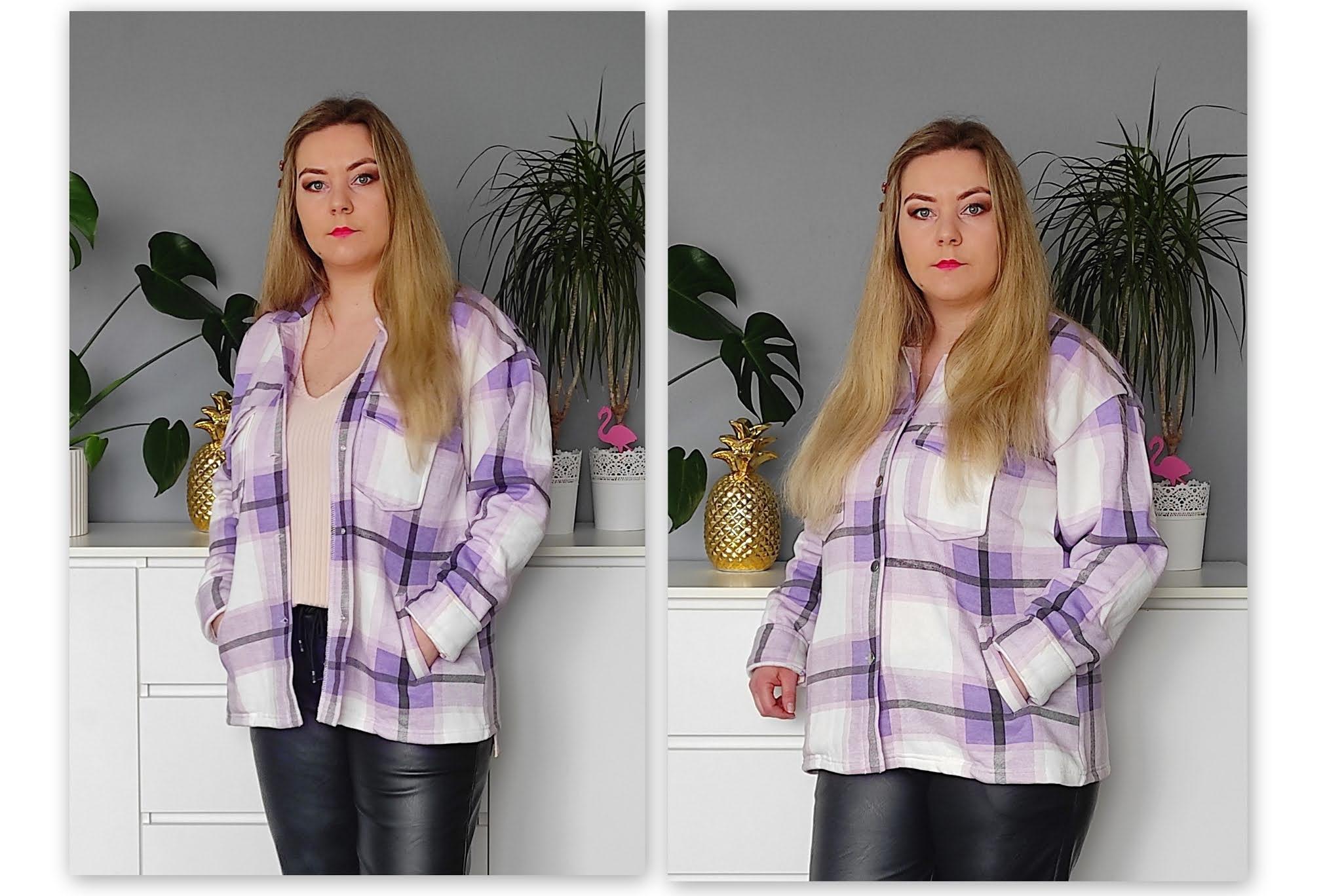 koszula płaszczyk