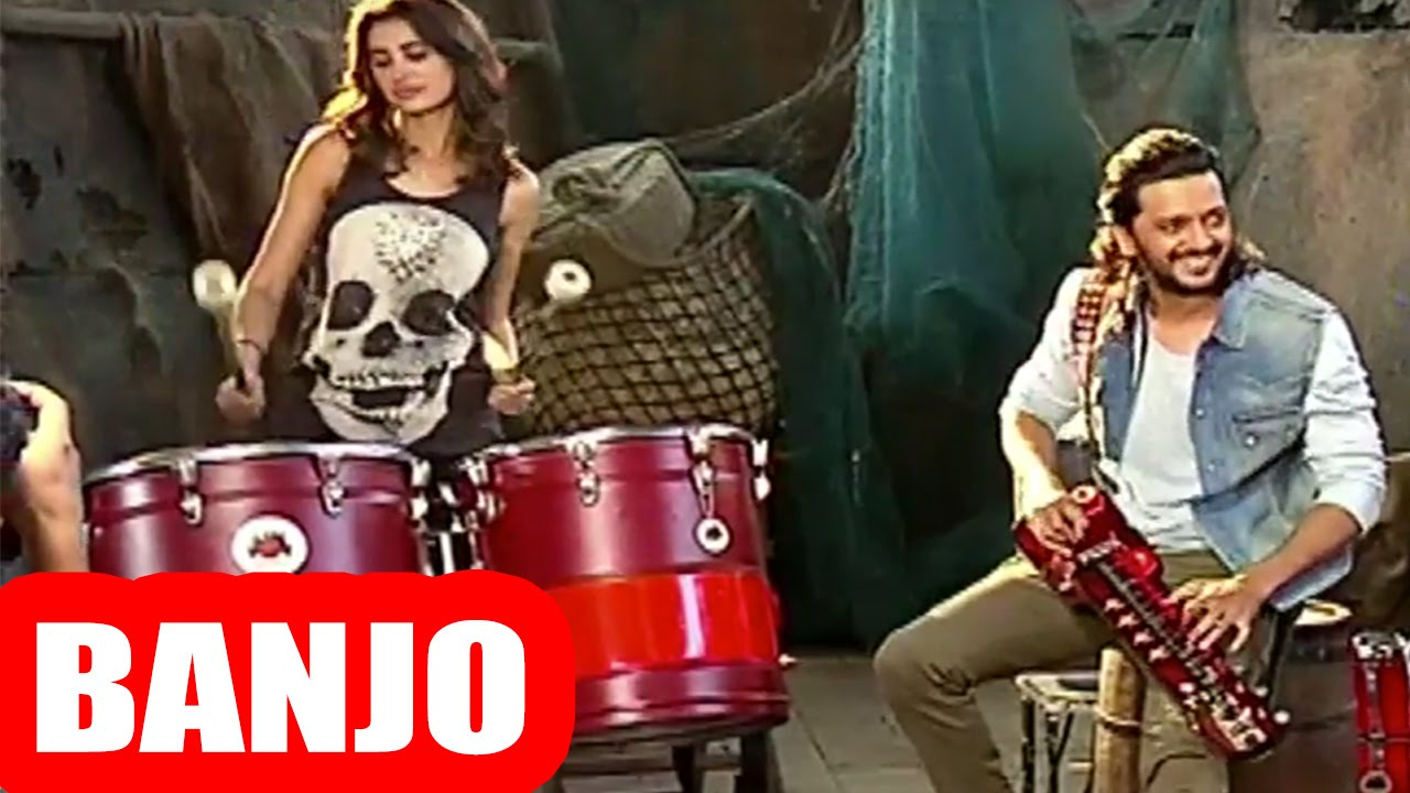 Complete cast and crew of Banjo  (2016) bollywood hindi movie wiki, poster, Trailer, music list - Ritesh Deshmukh and Nargis Fakhri, Movie release date 19 August 2016