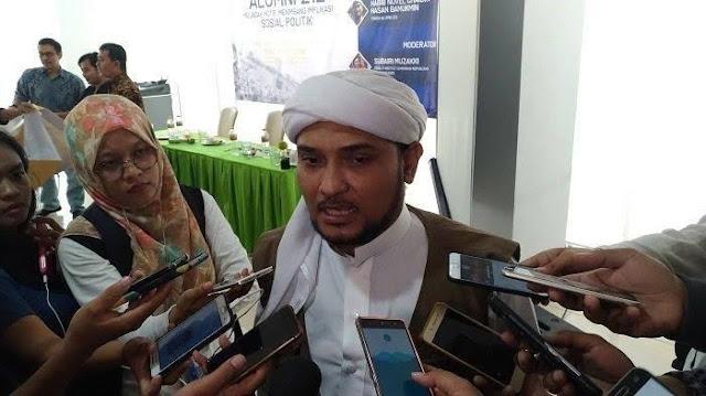 Novel Bamukmin Klarifikasi soal Reuni 212 Tak Undang Prabowo