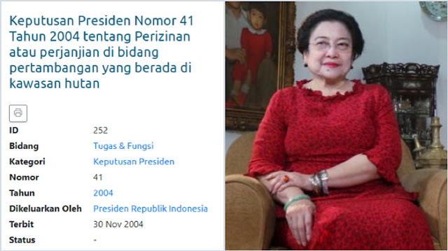 Megawati Bicara Banjir Kalsel, Demokrat: Bagaimana dengan Keppres yang Madam Tandatangani?
