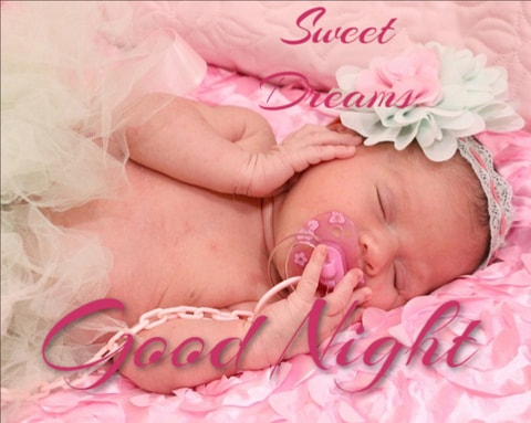 Download hd good night image of baby 2020