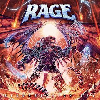 """Ο δίσκος των Rage """"Resurrection Day"""""""