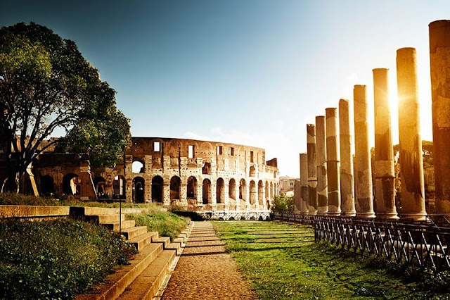 The Colosseum, Historicalspot