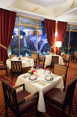 La Palme d'or : Meilleur restaurant pour fêter le nouvel an