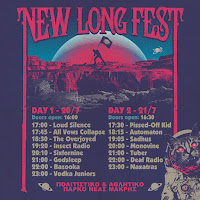 new long fest 2019 timetable