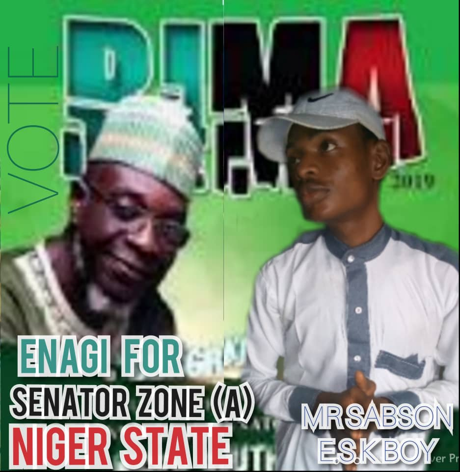 MUSIC: Mr Sabson - Vote Bima Enagi