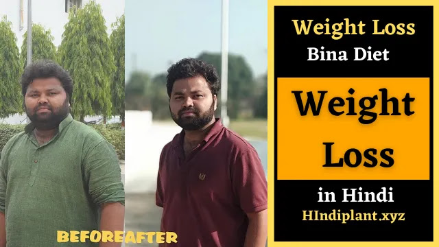 Bina Diet Weight Loss in Hindi