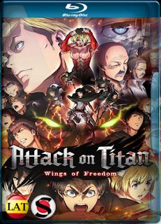 Ataque de los Titanes: Alas de la libertad (2015) REMUX 1080P LATINO/ESPAÑOL/JAPONES