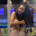 Days after having in toilet, Celebrity Big Brother's Chloe Khan strips off topless, & begs bf for sex (photos/videos)