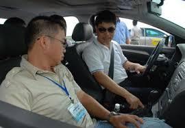khóa học lái xe ô tô B2 cấp tốc