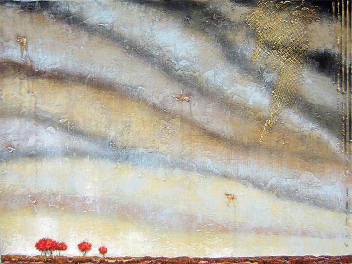 Канадский художник. Carl Camire