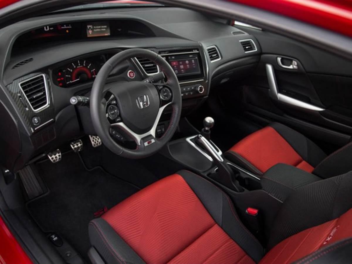 Honda Civic Si 2015 Mais Caro E Mais Lento Que O Golf Gti