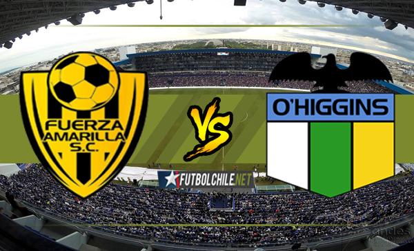 Fuerza Amarilla vs O'Higgins