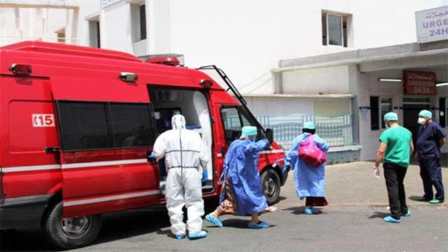 وزارة الصحة: تسجيل821 حالة إصابة جديدة و 25 حالة وفاة بفيروس كورونا
