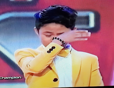Vanjoss Bayaban - The Voice Kids